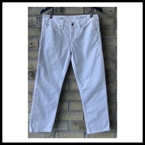 GAP • Real Straight Jean • In Optic White